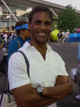 Paul at the 2009 US Open